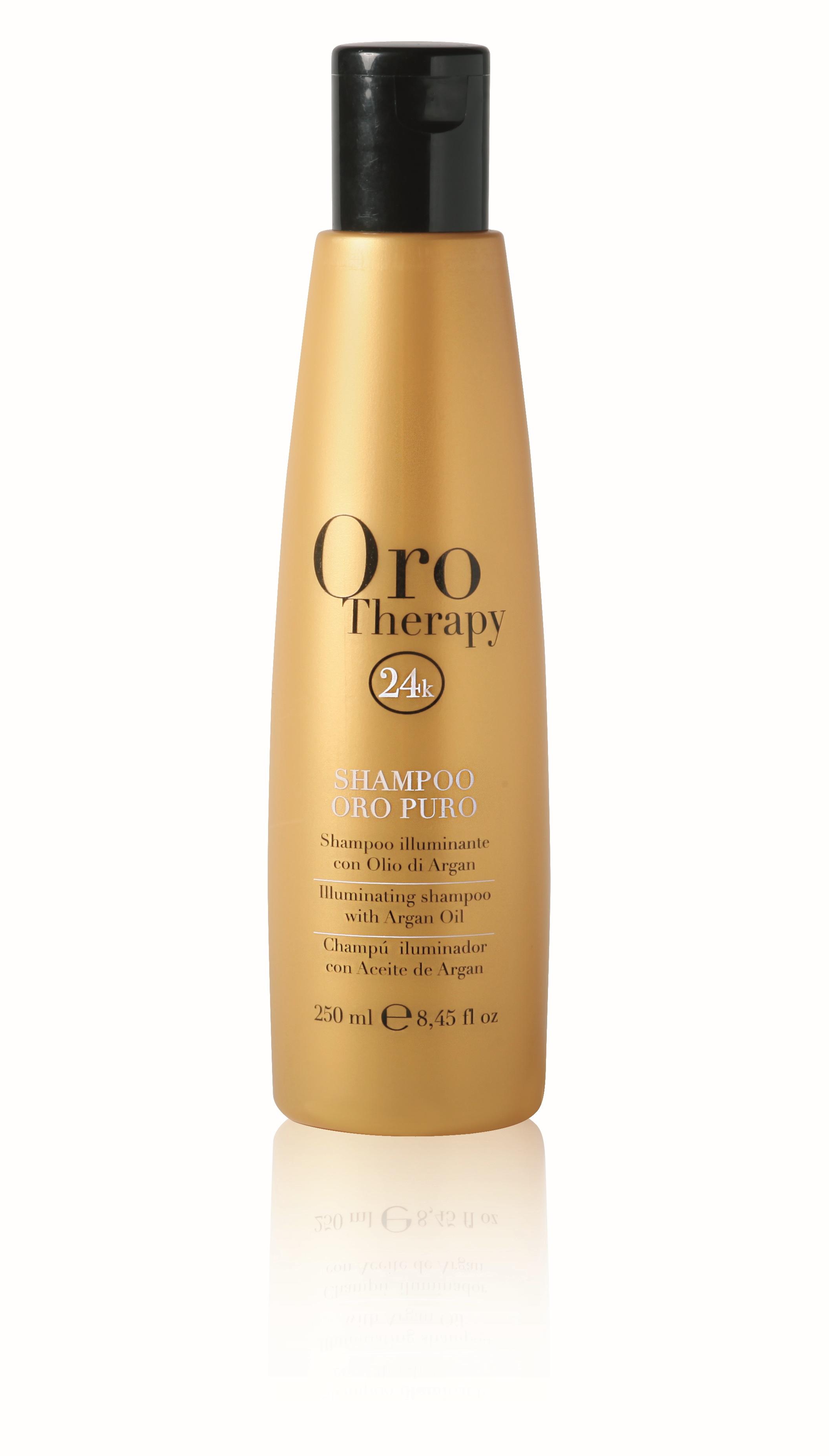 Fanola ORO PURO Therapy Shampoo 300 ml