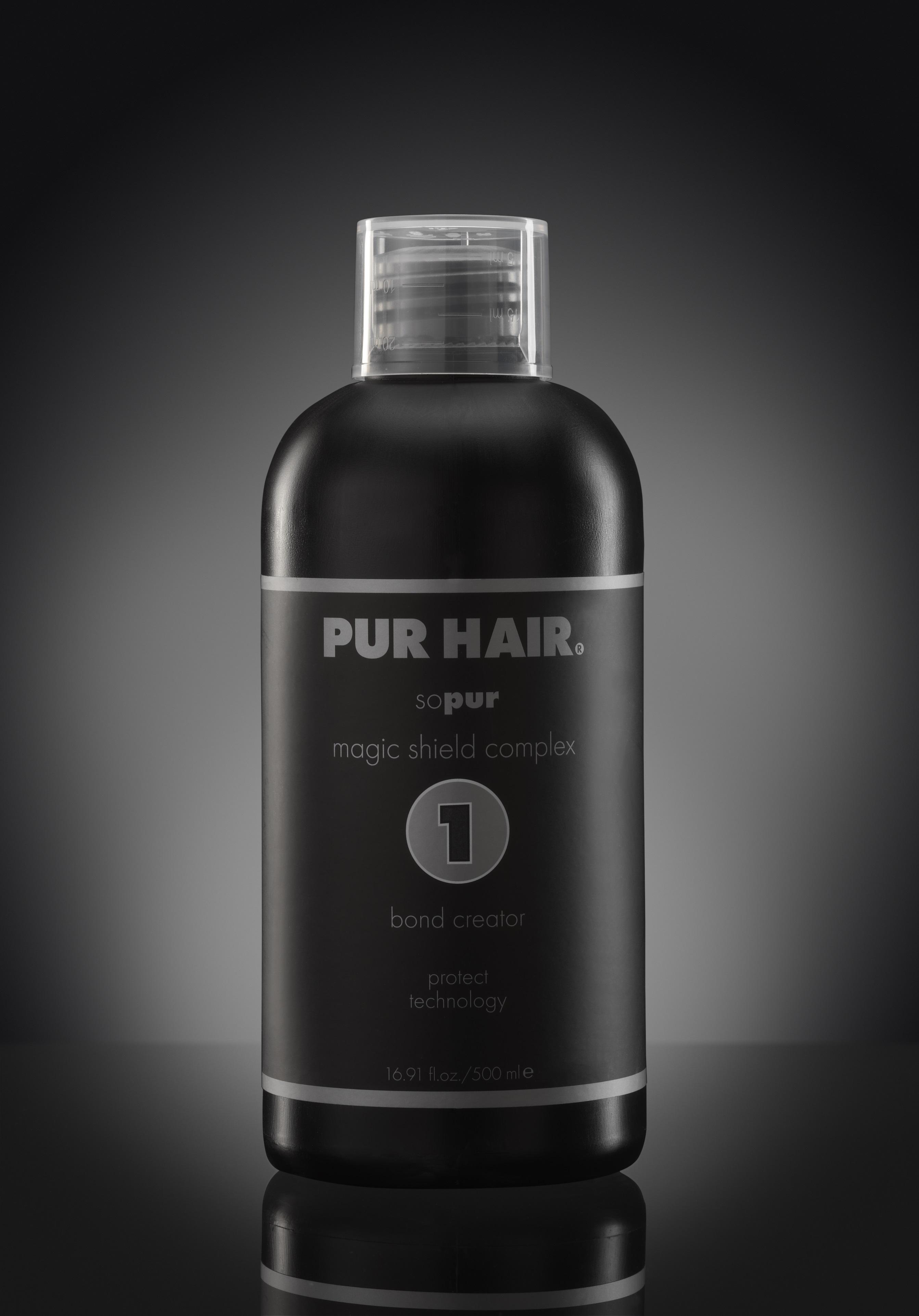 PUR HAIR sopur magic shield complex, 1 Bond Creator 500 ml