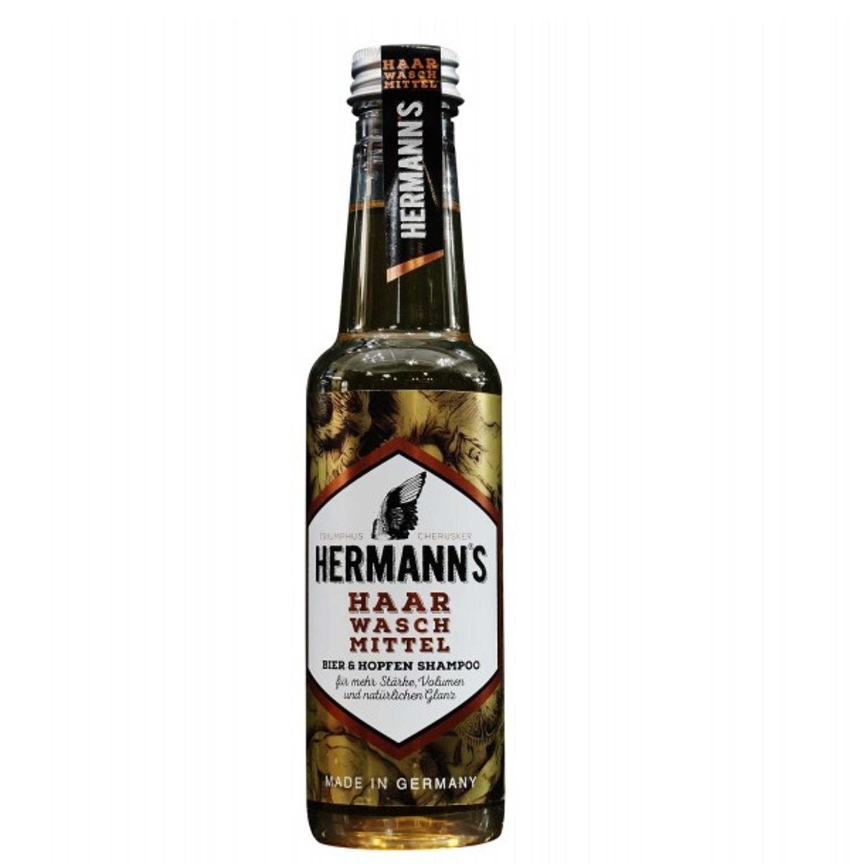 JUSTUS SYSTEM Hermann´s Bier & Hopfen Shampoo 250 ml