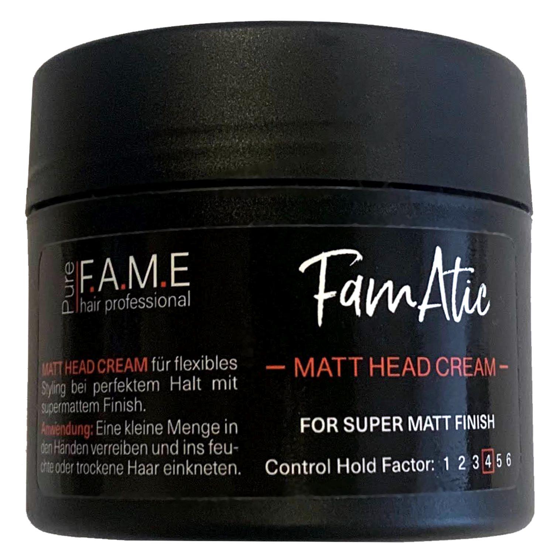 PURE FAME Matt Head Cream 100 ml