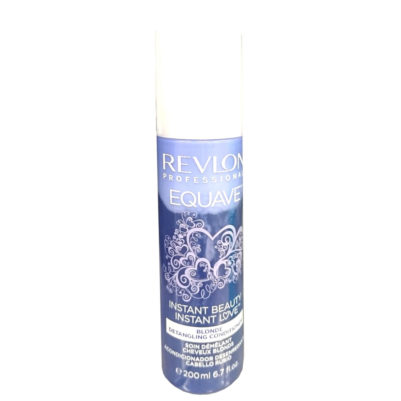 Revlon EQUAVE Blonde Detangling Conditioner 200 ml