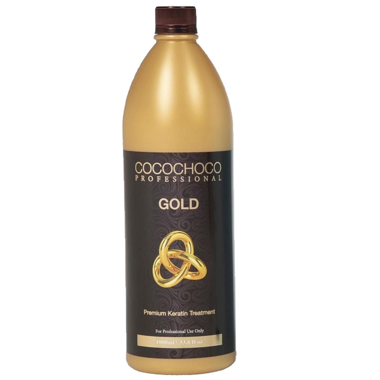 COCOCHOCO Brasilianisches Keratin Gold 1 L