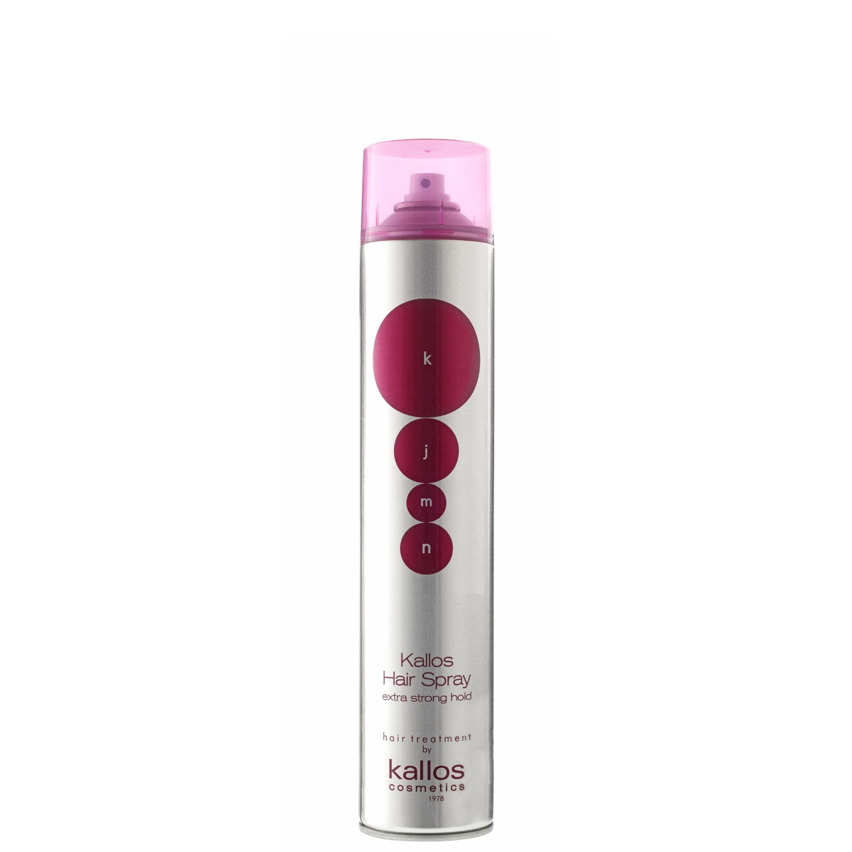 KALLOS COSMETICS KJMN Extra Strong Hold Hair Spray 500 ml