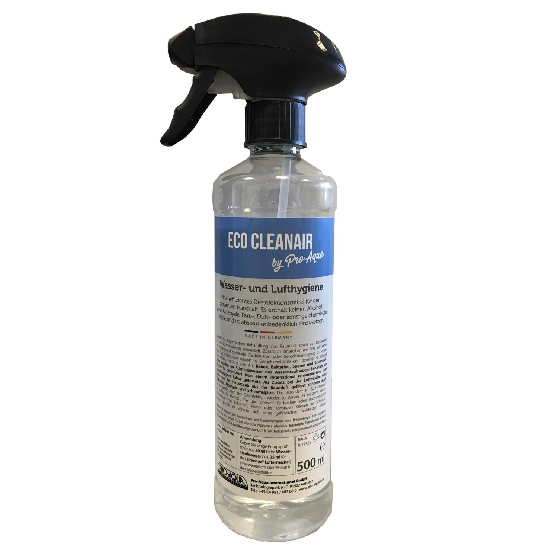 Desinfektionsspray ECO CleanAIR 500 ml