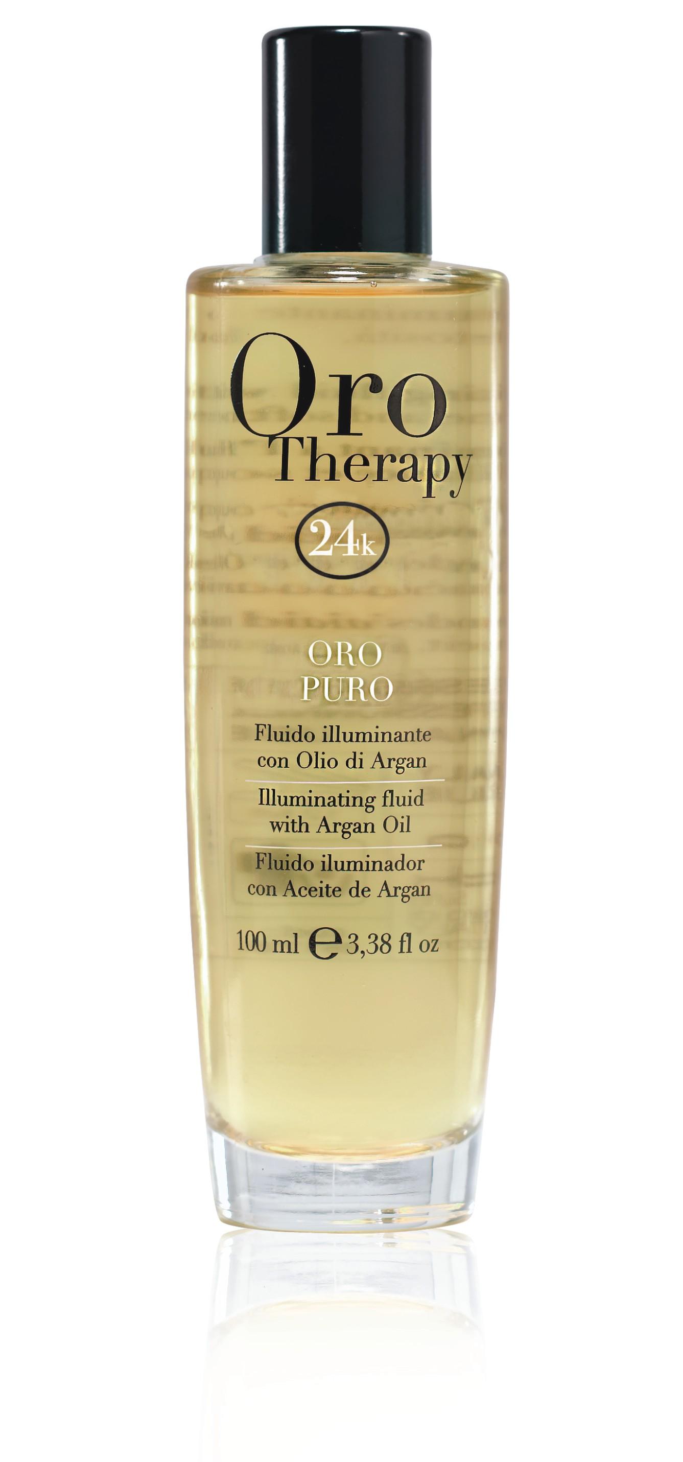 Fanola ORO PURO Therapy Fluid 100 ml