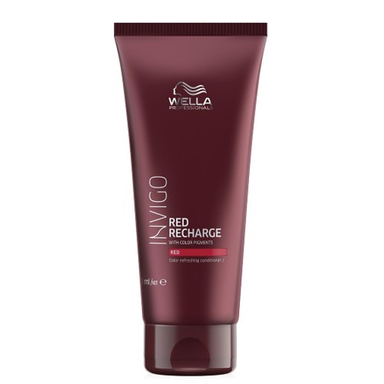Wella Invigo Color Recharge Color Refreshing Red Conditioner 200 ml