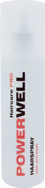 POWERWELL Haarspray non aerosol 200 ml