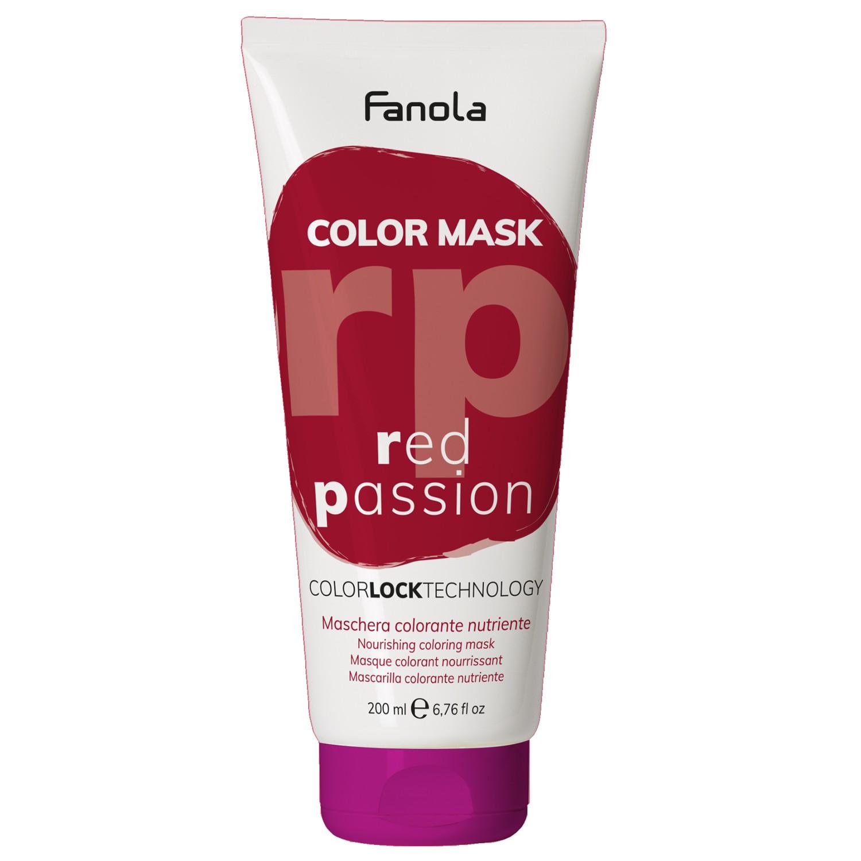 Fanola Color Mask Red Passion 200 ml