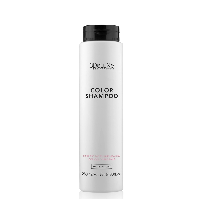 3DeLuXe Professional COLOR Shampoo 250 ml