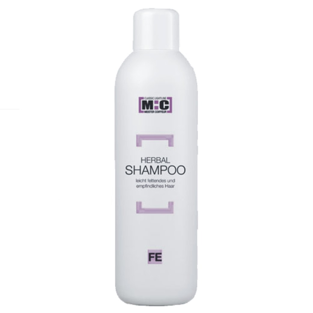 Meister Coiffeur M:C Herbal Shampoo FE, 1 L