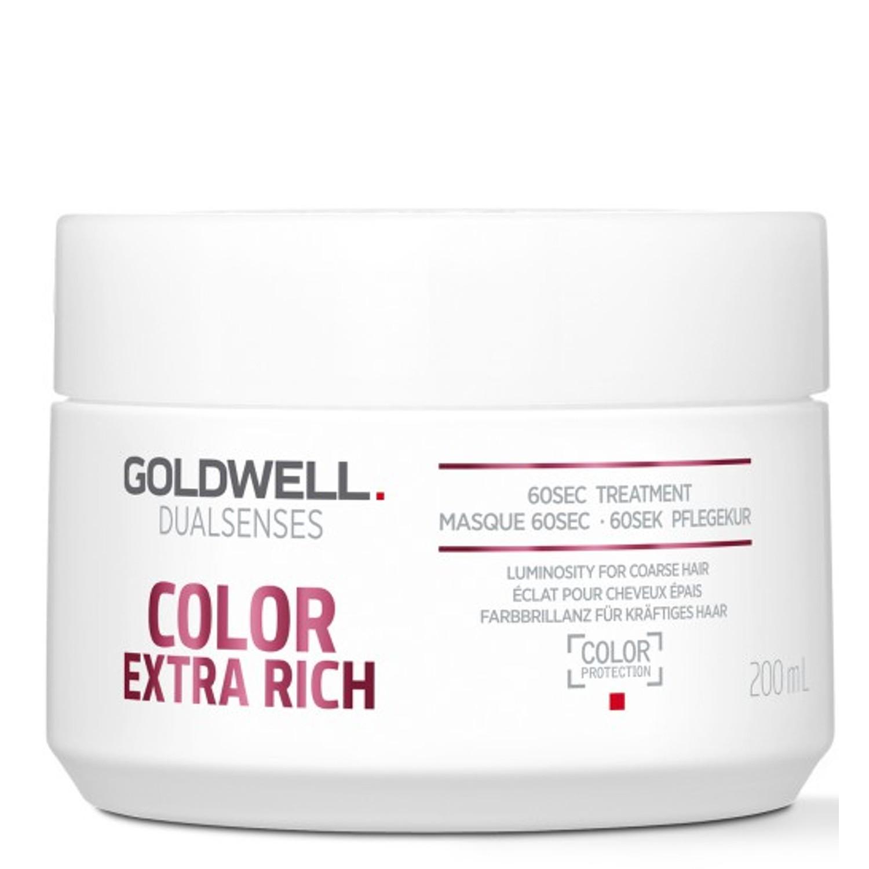 GOLDWELL Dualsenses Color Extra Rich 60Sec Treatment 200 ml