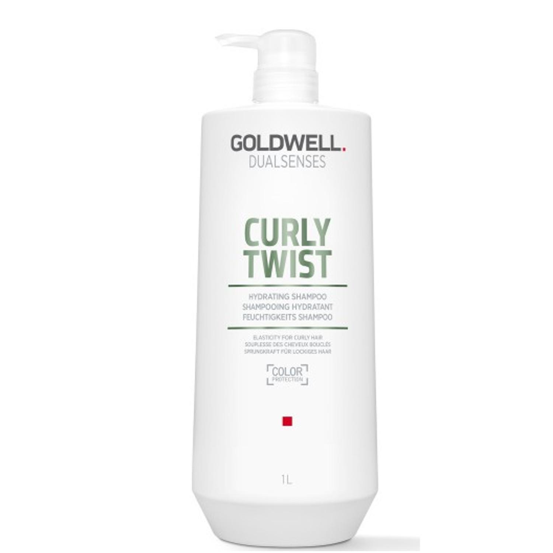 GOLDWELL Dualsenses Curly Twist Hydrating Shampoo 1 L