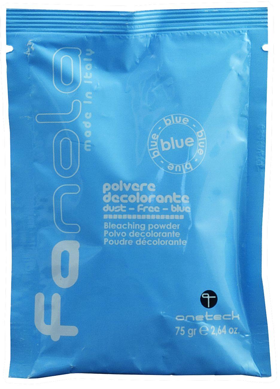 Fanola Blondierpulver blau 75 g