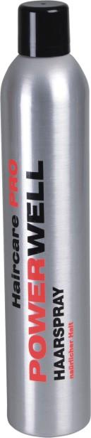 POWERWELL Haarspray normaler Halt 500 ml