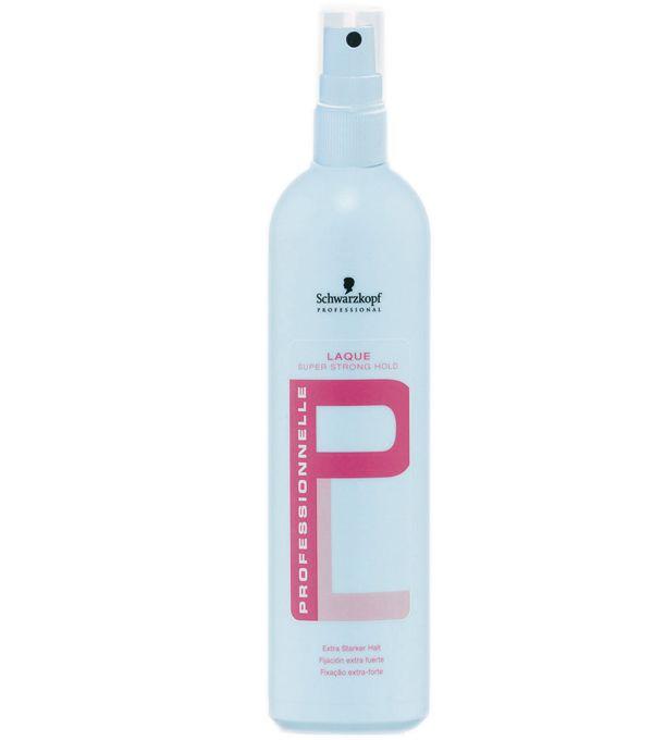 Schwarzkopf PROFESSIONNELLE Super Strong Hold Laque (Pumpspray) 250 ml