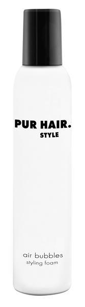 PUR HAIR Style Air Bubbles 300 ml