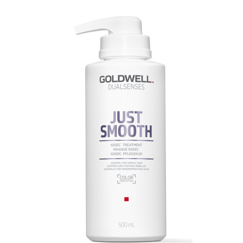 GOLDWELL Dualsenses Just Smooth 60Sec Treatment 500 ml