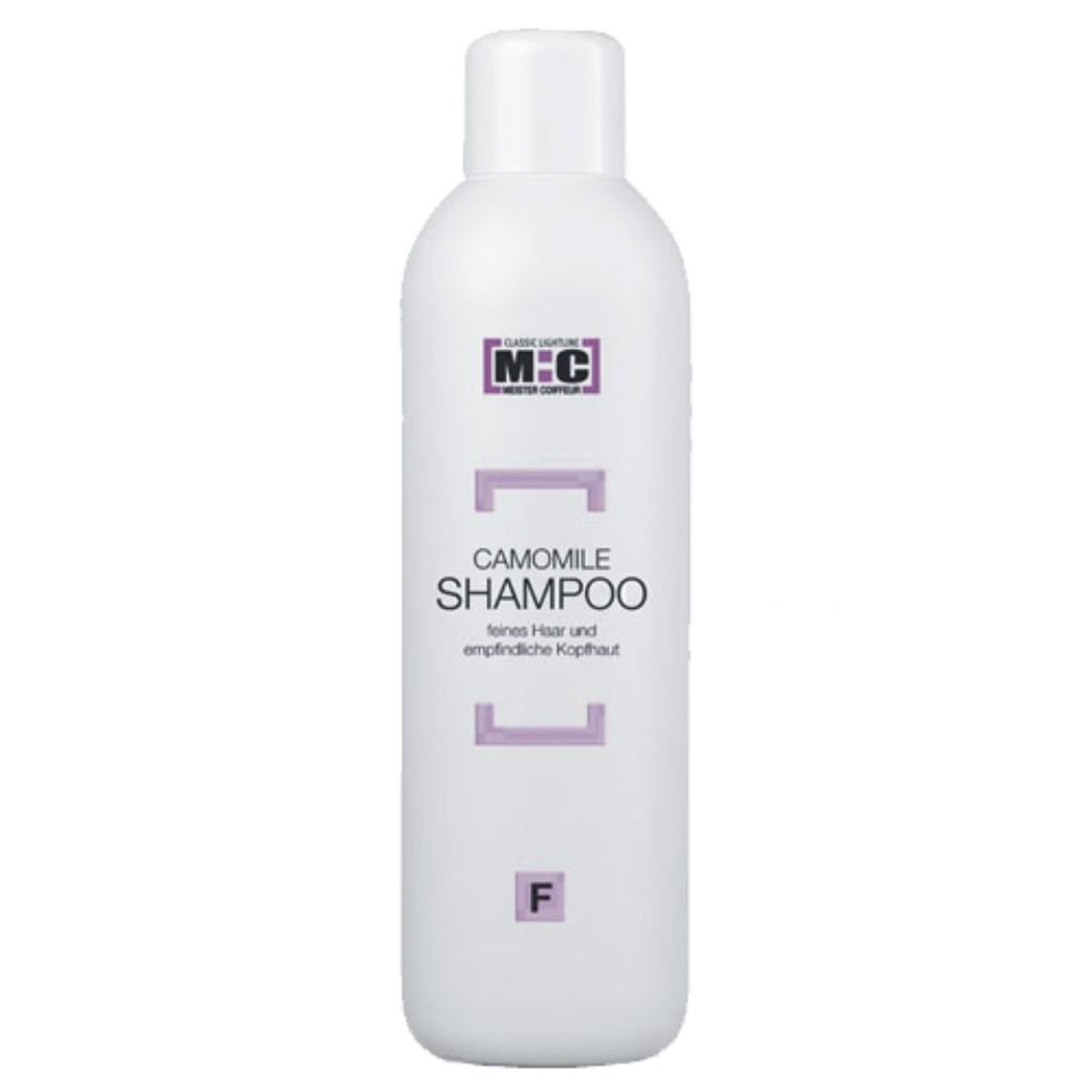 Meister Coiffeur M:C Camomile Shampoo F, 1 L