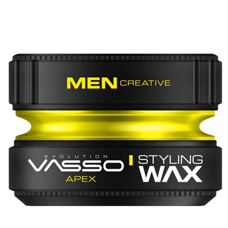 VASSO MEN CREATIVE Styling Wax Pro-Matte ¨APEX¨ 150 ml