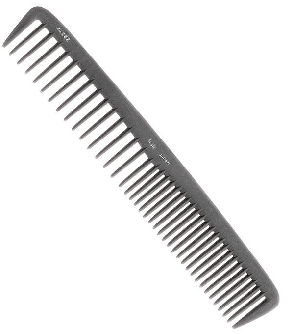 Fejic Carbon-Haarschneidekamm Nr. 282