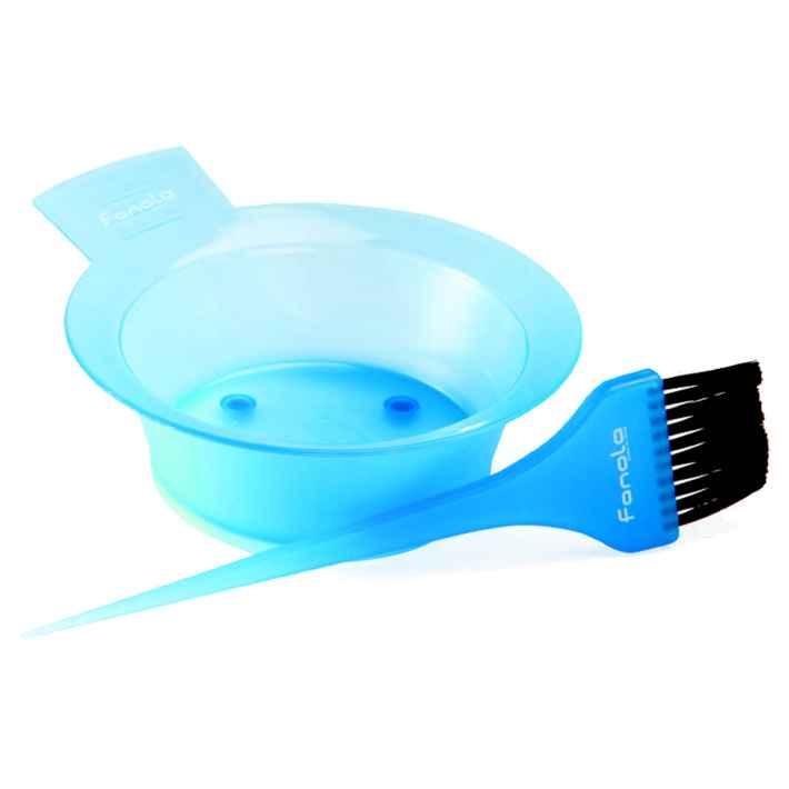 Fanola Färbeschale blau 300 ml