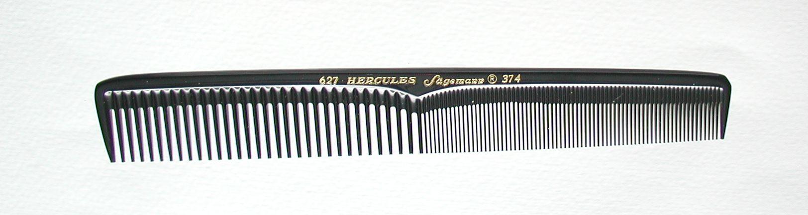 Hercules Sägemann 627/374 Haarschneidekamm 7''