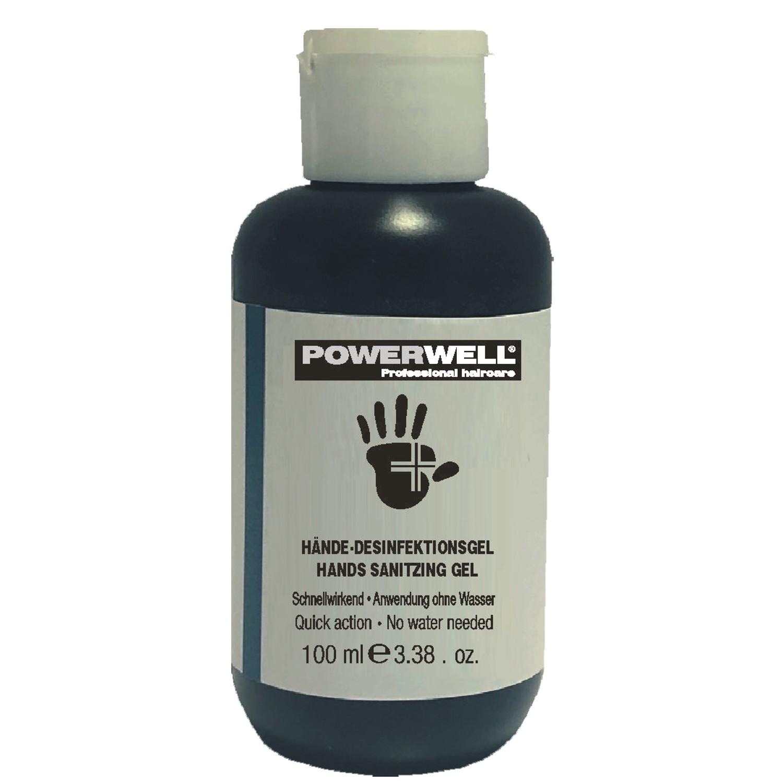 POWERWELL Desinfektions-Handgel 100 ml