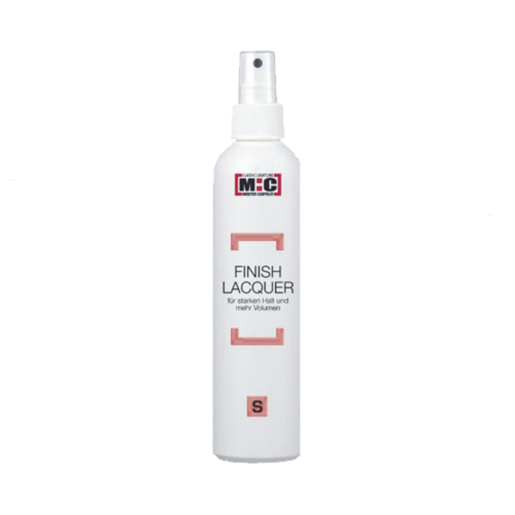 Meister Coiffeur M:C Finish Lacquer S, 250 ml