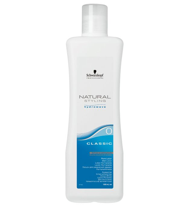 Schwarzkopf NATURAL STYLING Classic Well-Lotion 0, 1 L