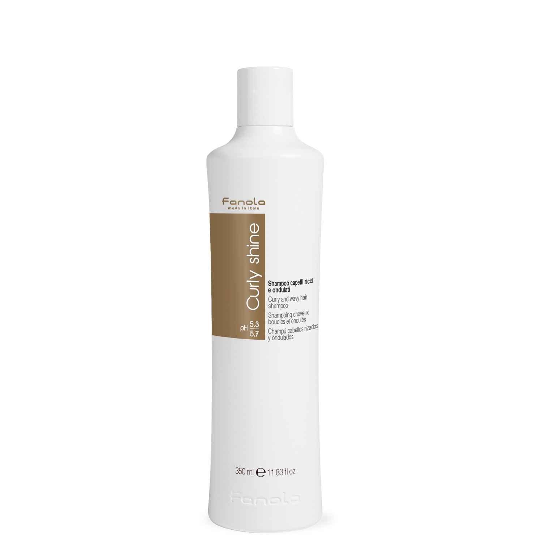 Fanola Curly Shine Shampoo 350 ml