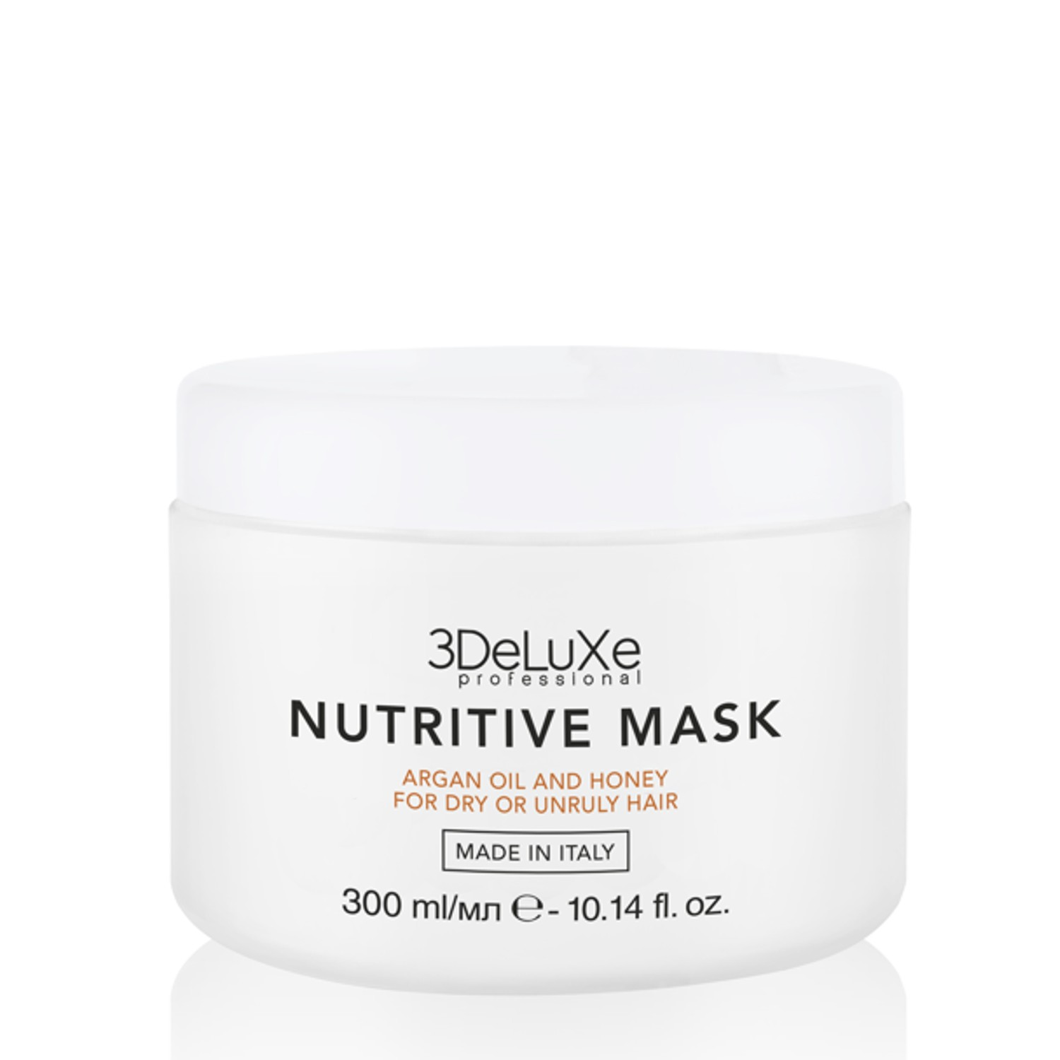 3DeLuXe Professional NUTRITIVE Mask 300 ml