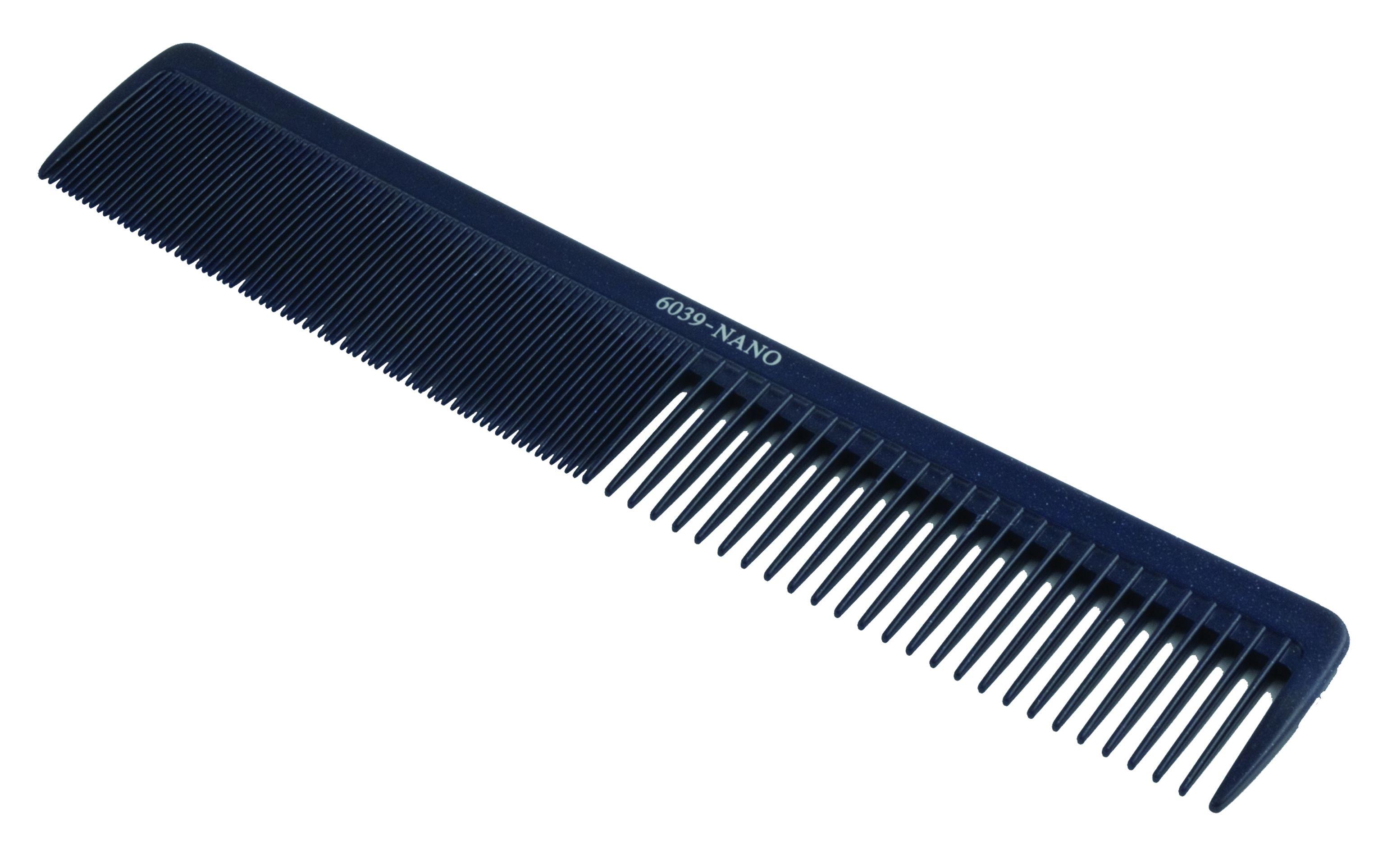 KANSAI Nano Haarschneidekamm weit gezahnt 8,5''