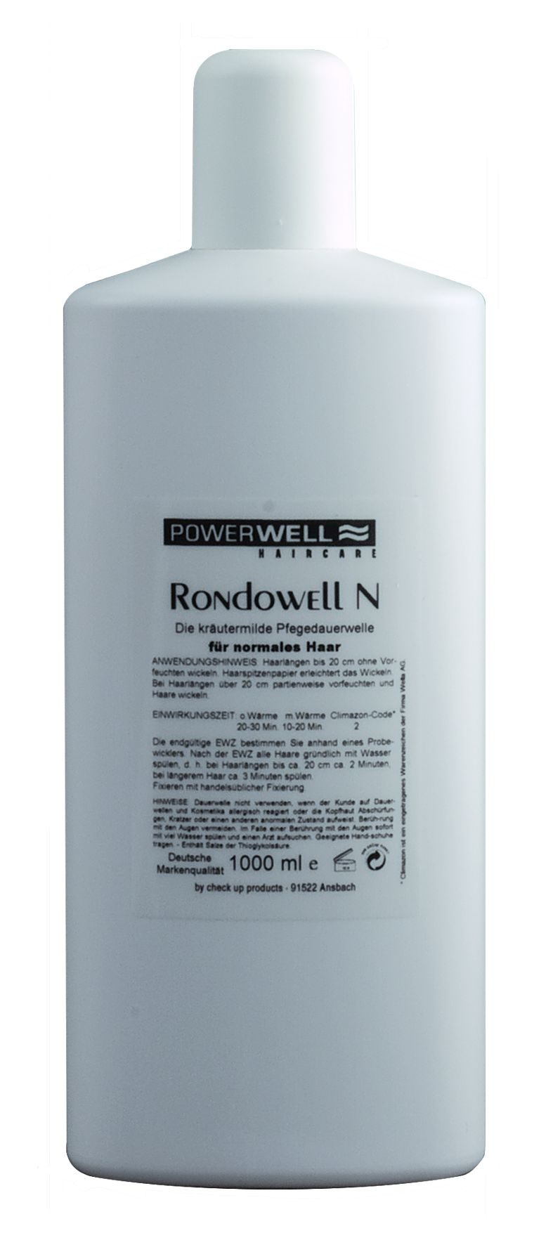 POWERWELL Rondowell Dauerwelle FORTE 1 L