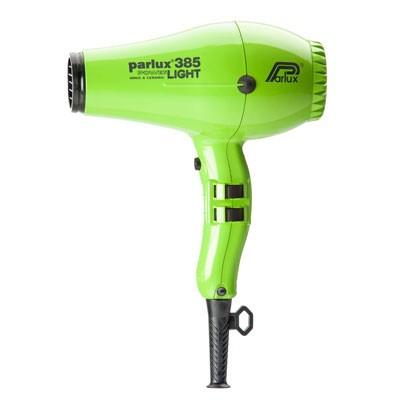 PARLUX 385 Power Light IONIC & CERAMIC Haartrockner grün