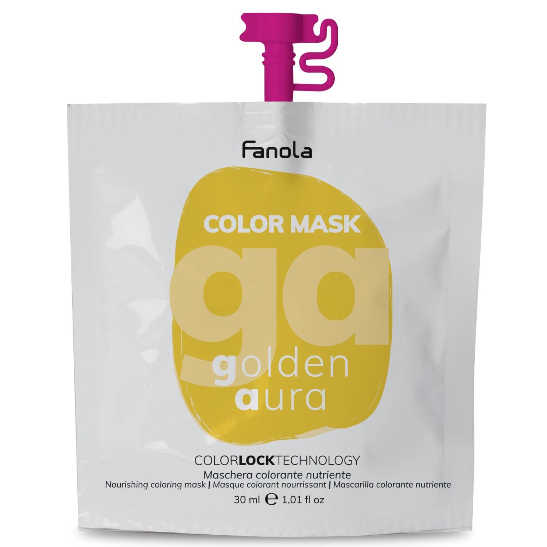 Fanola Color Mask Golden Aura 30 ml