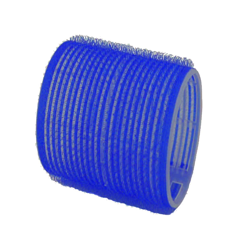 HairCult Haftwickler JUMBO 60 mm, 6 St., Ø 78 mm dunkelblau
