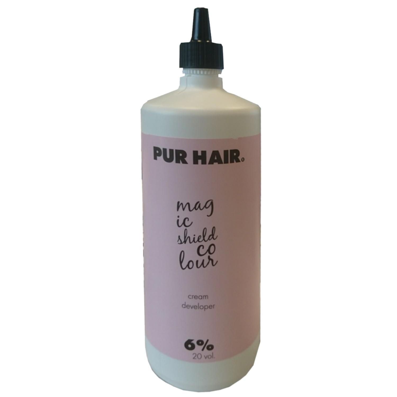 PUR HAIR magic shield colour Creme Entwickler Oxyd 1 L
