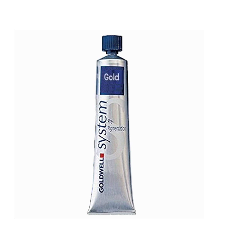 GOLDWELL Pre-Pigmentation Tube Gold 60 ml