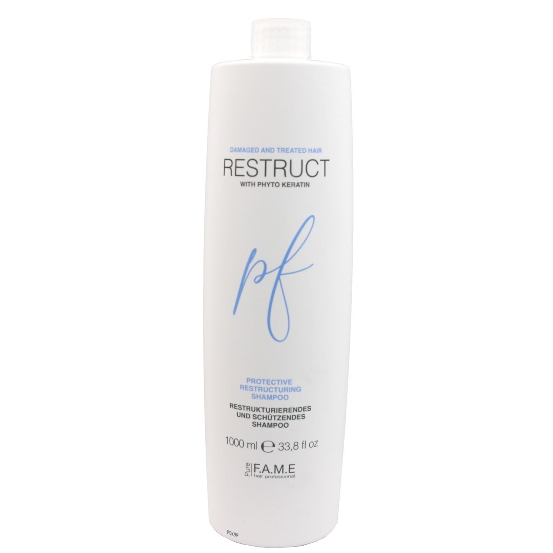 PURE FAME Restruct Phyto-Keratin Shampoo 1 L