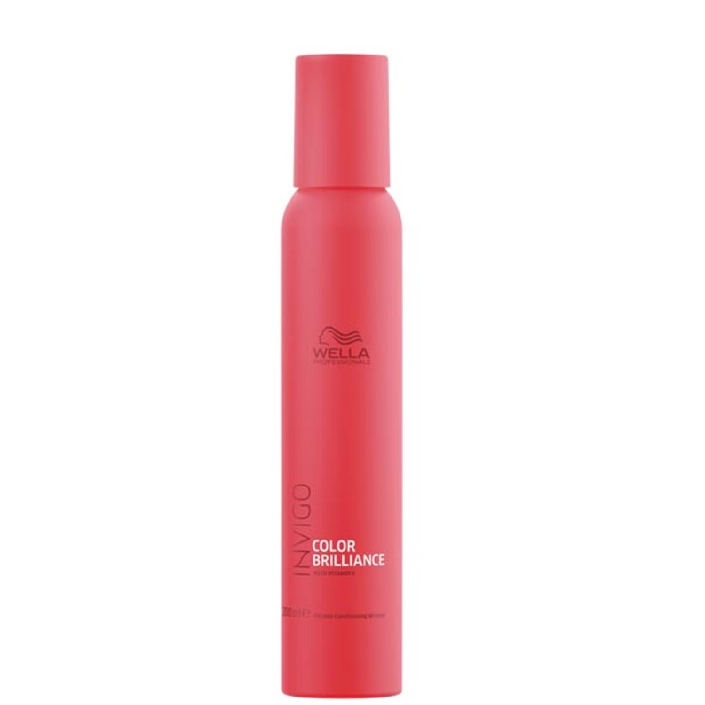 Wella Invigo Color Brilliance Vitamin Conditioning Mousse 150 ml