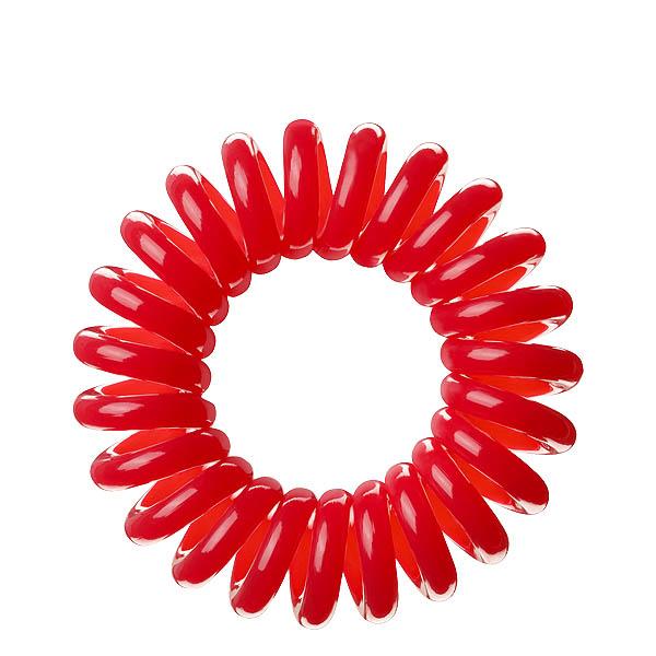 Invisibobble Haargummi red 3er Set