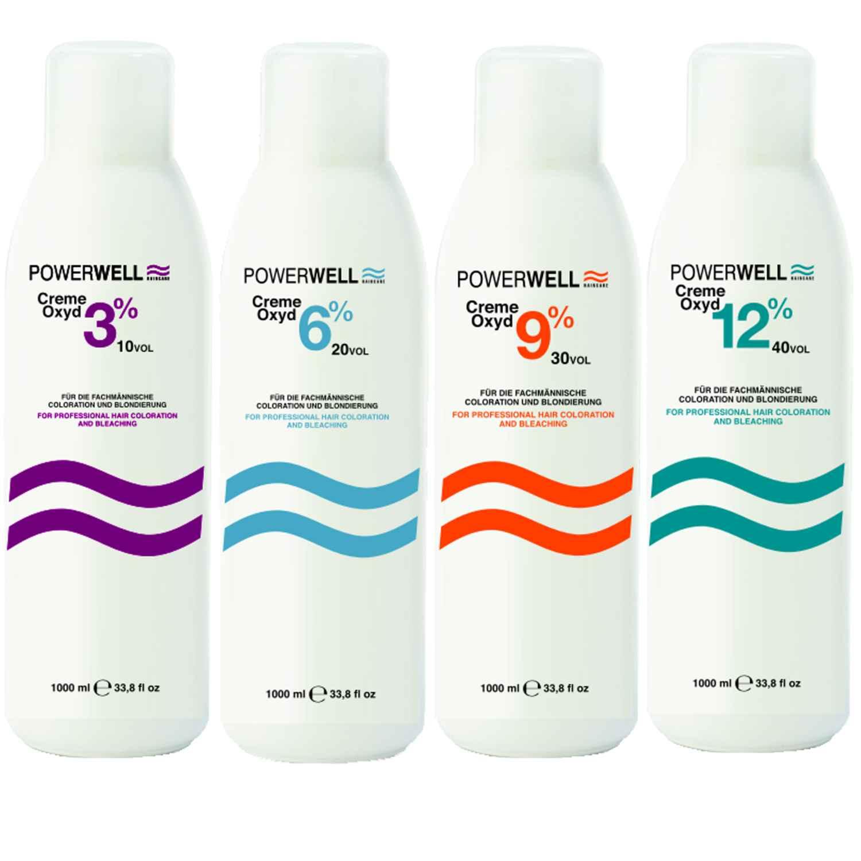 POWERWELL Creme-Oxyd 1 L