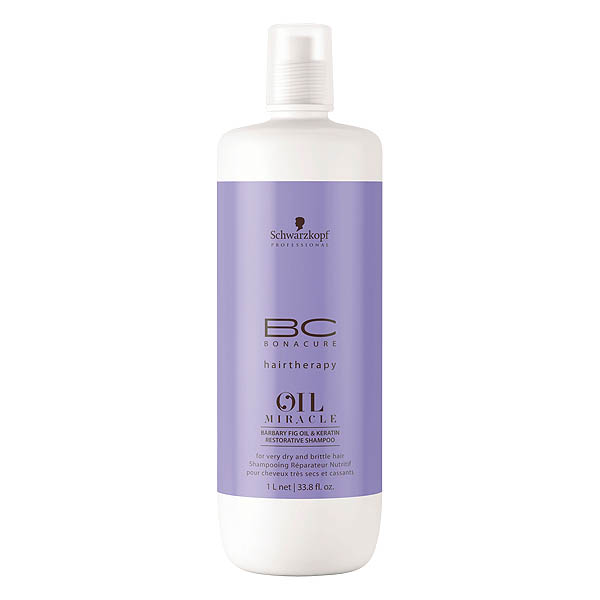 Schwarzkopf BC OIL MIRACLE Kaktusfeigenöl Shampoo 1 L