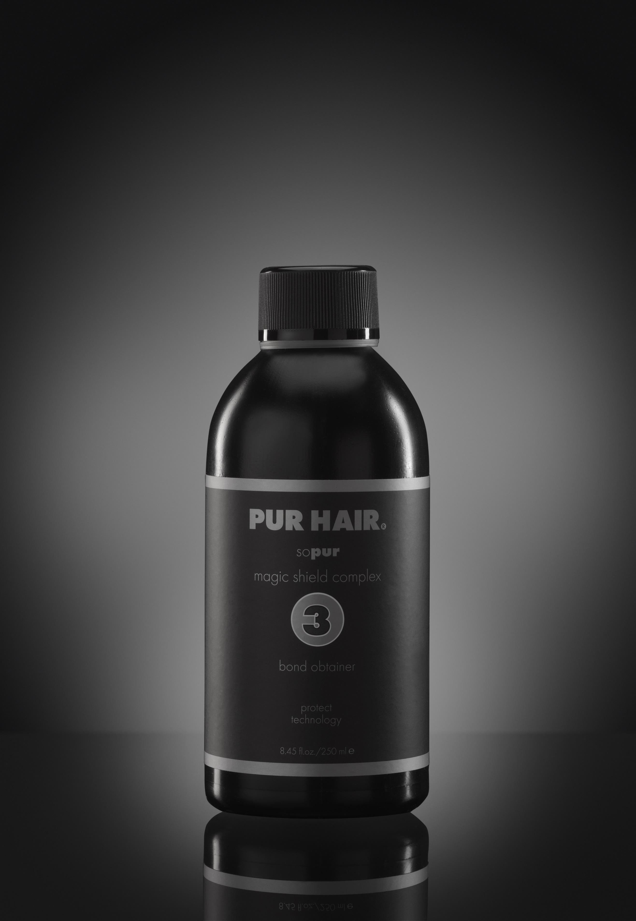 PUR HAIR sopur magic shield complex, 3 bond obtainer 250 ml