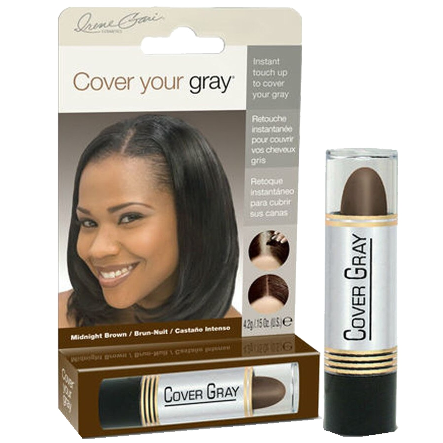 Cover your gray Stick 4,2 g