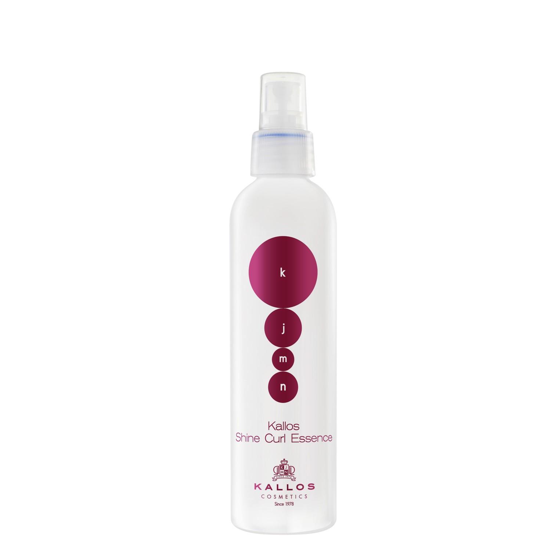 KALLOS COSMETICS KJMN Shine Curl Essence Spray 200 ml