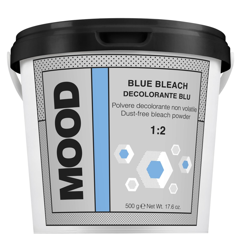 MOOD Blue Bleach Blondierpulver blau 500 g Dose