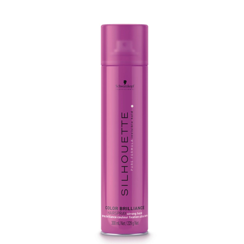 Schwarzkopf SILHOUETTE COLOR BRILLIANCE Super Hold Hairspray 300 ml