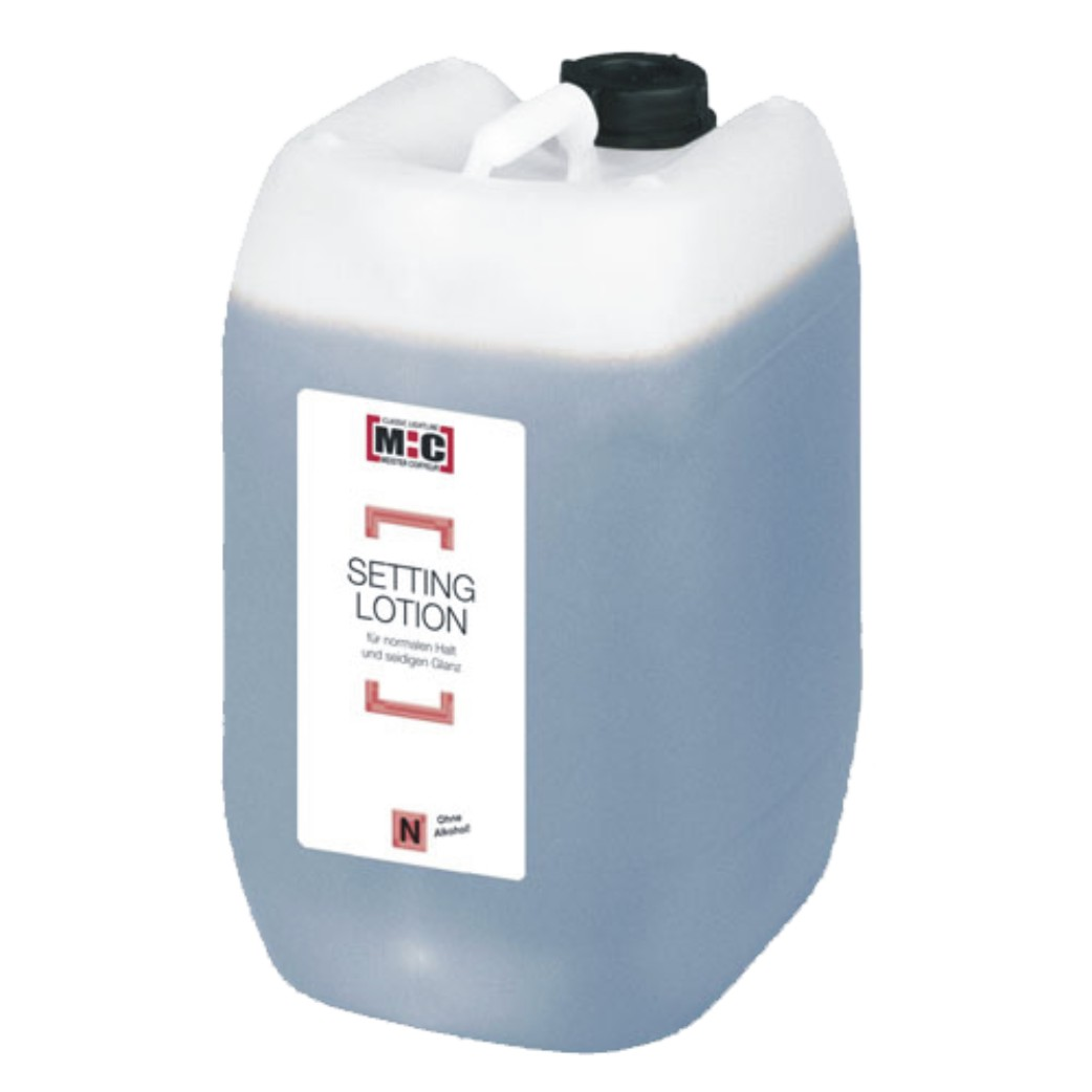 Meister Coiffeur M:C Setting Lotion N, 5 L