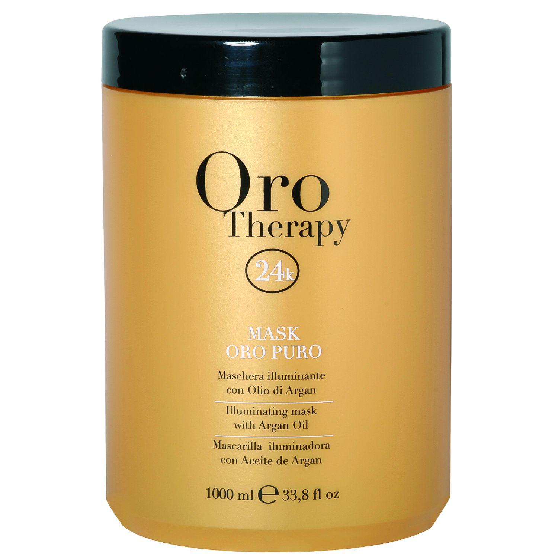 Fanola ORO PURO Therapy Maske 1 L